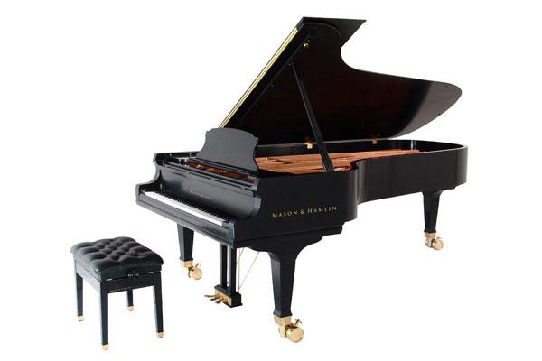 10 سازنده برتر پیانو، میسون و هملین - Mason and Hamlin