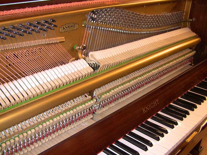 پیانو، نحوه انتخاب - قسمت هفتم