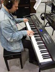 Digital Piano (Stage)