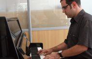 کنسرت پیانو کلاسیک ایرانی - پویان آزاده