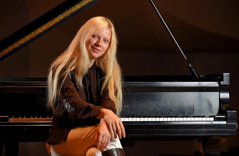 ولنتینا لیسیتسا - پیانول
