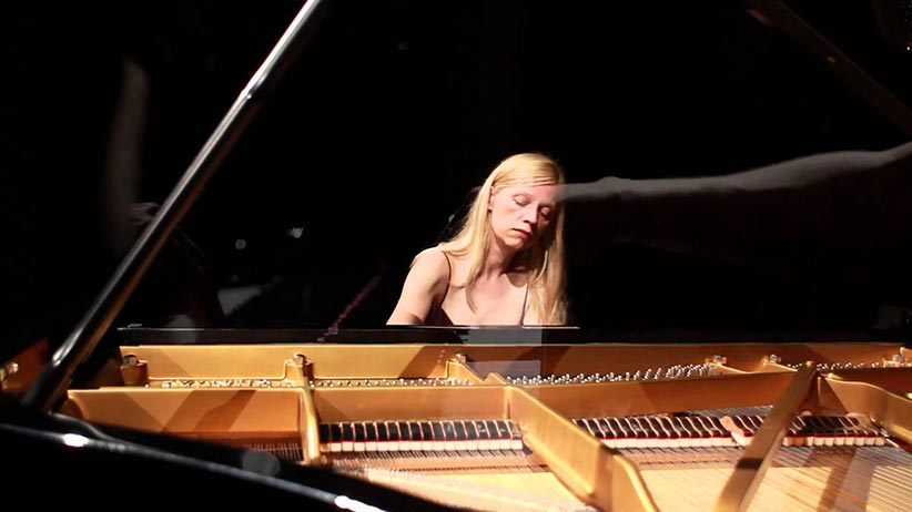 ویدیو اجرای والس شوپن توسط ولنتینا لیسیتسا