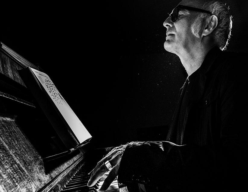 کنسرت لودویکو ایناودی - Ludovico Einaudi در ایران - پیانول