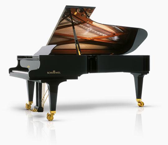 10 سازنده برتر پیانو، Schimmel