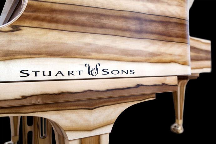 10 سازنده برتر پیانو، اشتوارت اند سانز – Stuart And Sons