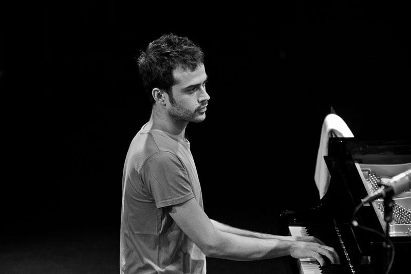 بداهه نوازی پیانوی جووانی گوئیدی