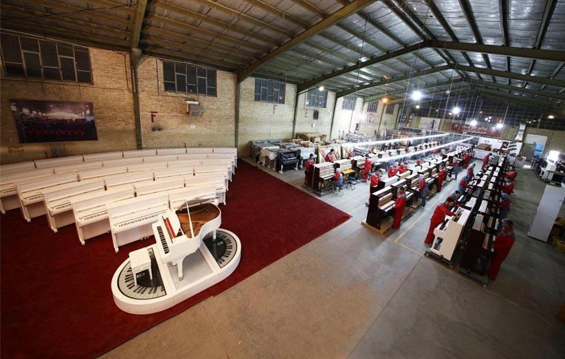 برگزاری بزرگترین نمایشگاه پیانو در تهران