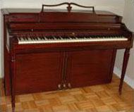 پیانو اسپینت