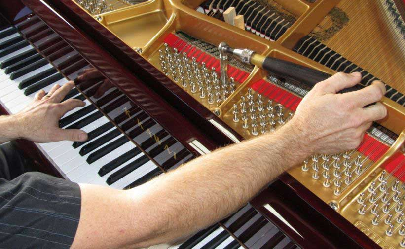 پیانو - کوک ، قسمت اول